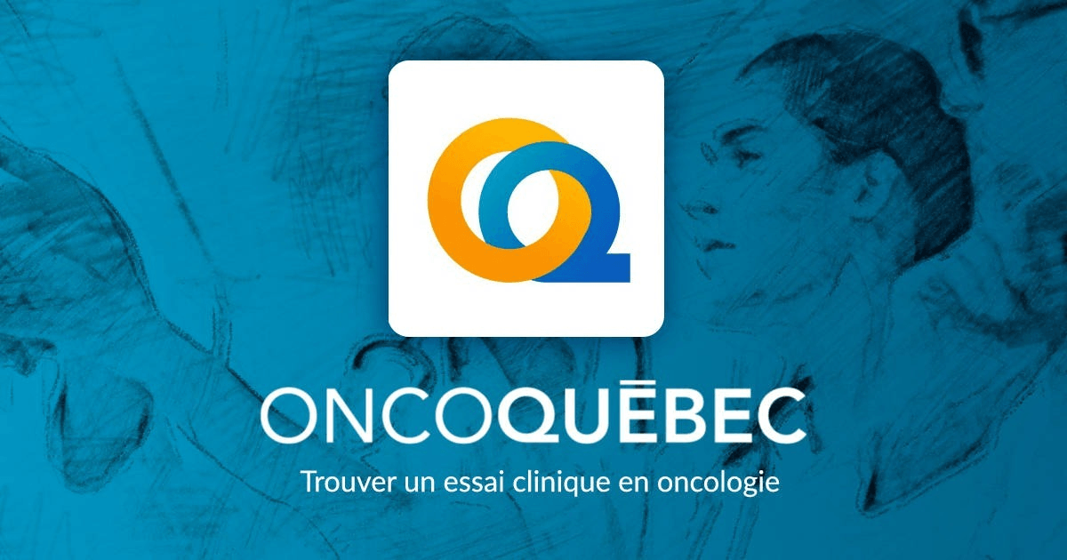A new Quebec search engine to find clinical trials in oncology