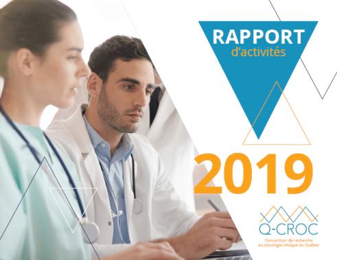 Notre rapport d'activités 2019 maintenant disponible